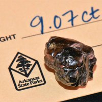 25 Years of Searching Yields 2nd-Largest Diamond in Arkansas Park's History